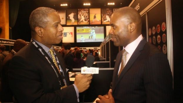Brian Smith, New York Yankees, Senior Vice President, Corporate and Community Relations, talking with What's The 411Sports, Glenn Gilliam, about the New York Yankees involvement with MLB's Diversity Summit and the Bronx community