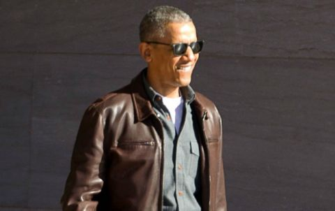 Former US President, Barack Obama, is expected to receive $400,000 from a speech at Cantor Fitzgerald