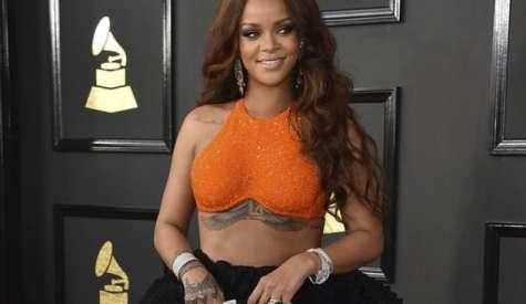 Harvard Honors Rihanna with a Humanitarian of the Year Award