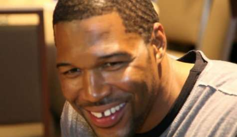 Michael Strahan, NFL Hall of Famer and Media Personality, Tops What's The 411TV's 25 Most Interesting People of 2014