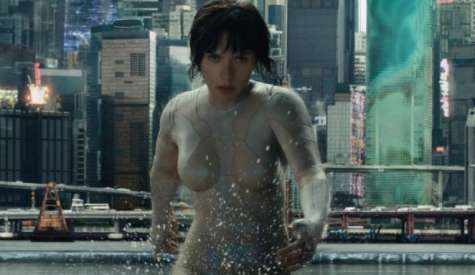 Ghost in the Shell is eerily bad