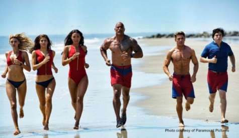 Enjoy the holiday and skip Baywatch this weekend [MOVIE REVIEW]