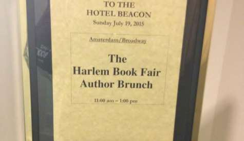 IMAGES Harlem Book Fair 2015