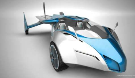 Aeromobil is Taking Flying Cars to New Heights