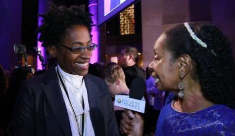 Three Times Is A Charm for Award-winning Author, Jacqueline Woodson