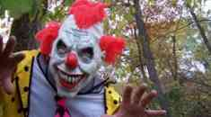Scary Clowns Seem to be Popping Up Everywhere