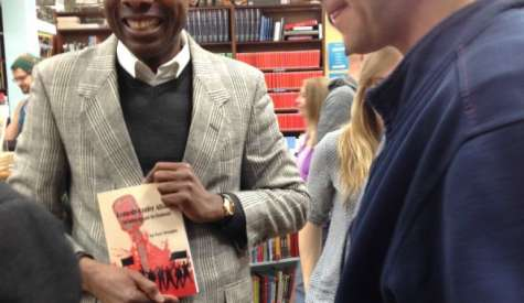 Author Sighting: Dave Chappelle Is Comedy Under Attack, Says Author Carl Unegbu