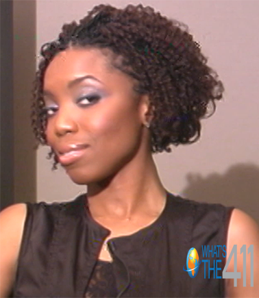 Singer/actress Heather Headley interview with What's The 411TV reporter Amelia Moore