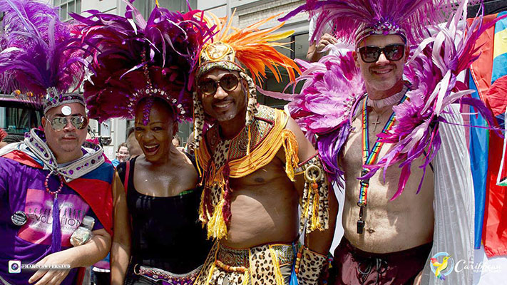 Caribbean Equality Projects Prideful Masqueraders 711x400