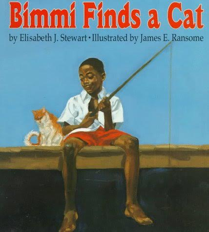 James Ransome Illustrator Bimmi Finds a Cat