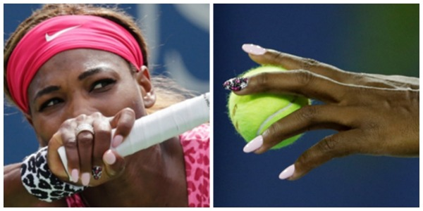 Serena-Williams Finger-Nails Collage Getty AP