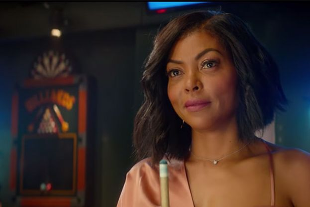 Taraji P. Henson, stars as Ali Davis, a successful sports agent, in the film What Men Want.