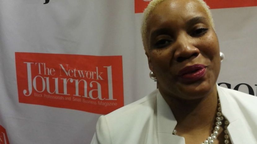 Ty Stone-Adams, MACY's Project Manager & Community Relations Liaison for the Senior Vice President of External Affairs