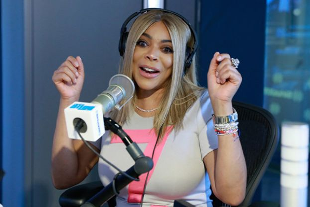 Wendy Williams on Radio Andy's show on Sirius/XM
