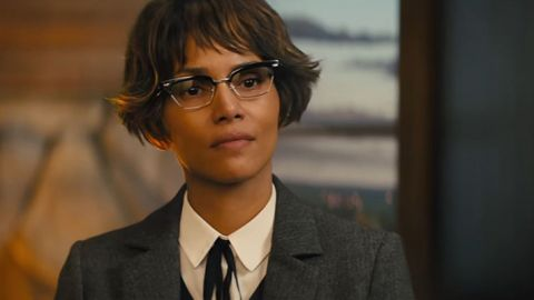 Halle Berry in the movie, Kingsman: The Golden Circle
