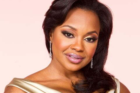 Phaedra Parks reportedly fired from the Real Housewives of Atlanta on Bravo TV