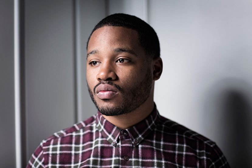 Ryan Coogler, screenwriter and director of Black Panther