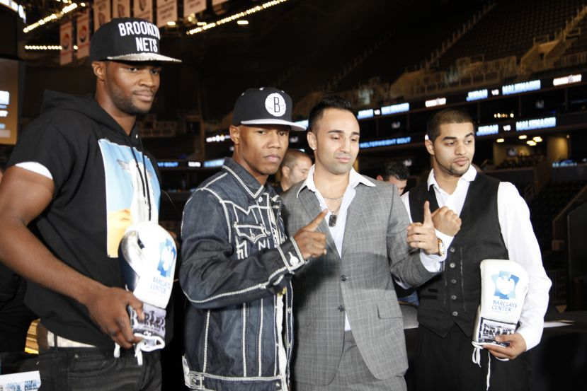 Judah v. Malignaggi: A Fight for Brooklyn Bragging Rights