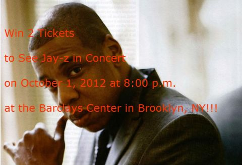 Enter What's The 411's contest on Facebook for your chance to win two (2) tickets to see Jay Z