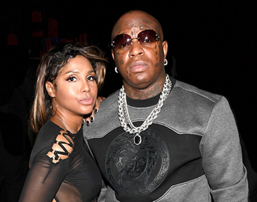 "Toni Braxton and Bryan ""Birdman"" Williams may have eloped, according to Toni's younger sister, Tamar"