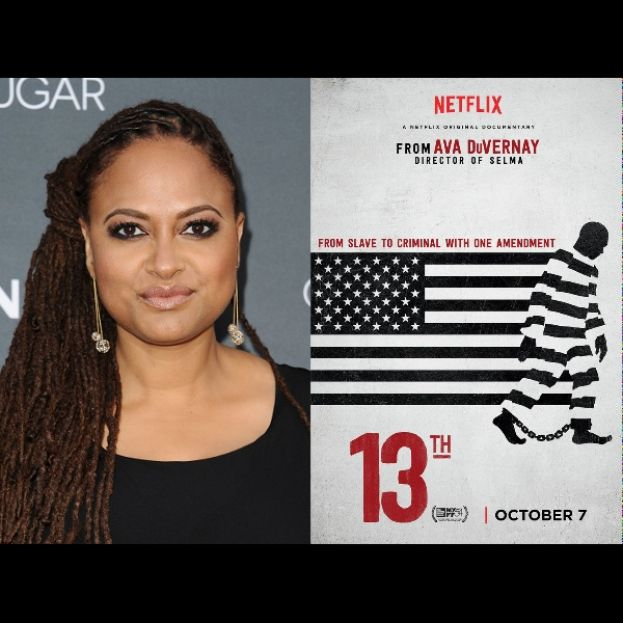 Ava DuVernay, director of the movie, 13th, which is streaming on Netflix