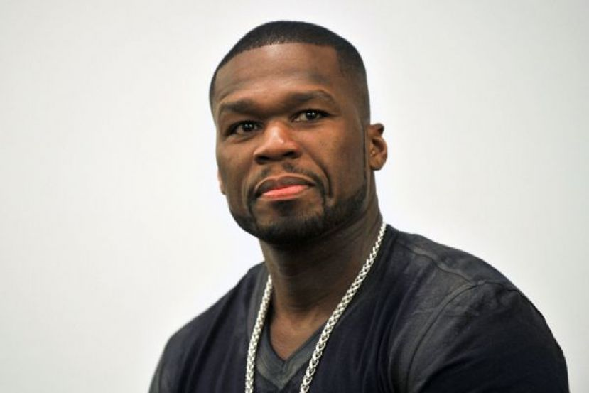 Rapper, producer, and TV executive, 50 Cent