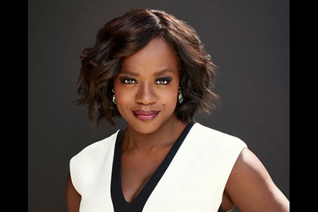 Academy Award-winning actress, Viola Davis