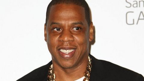Business mogul and rapper, Jay-Z