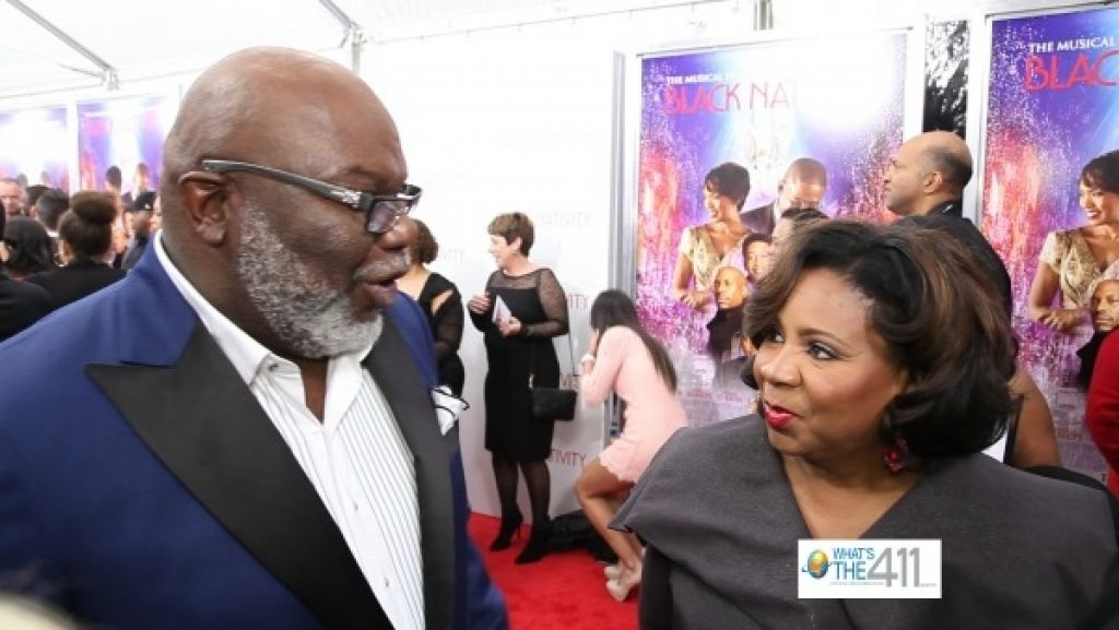 Bishop TD Jakes Says BLACK NATIVITY Great for Whole Family