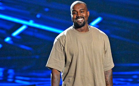 Kanye West, hip hop recording artist, producer and entrepreneur