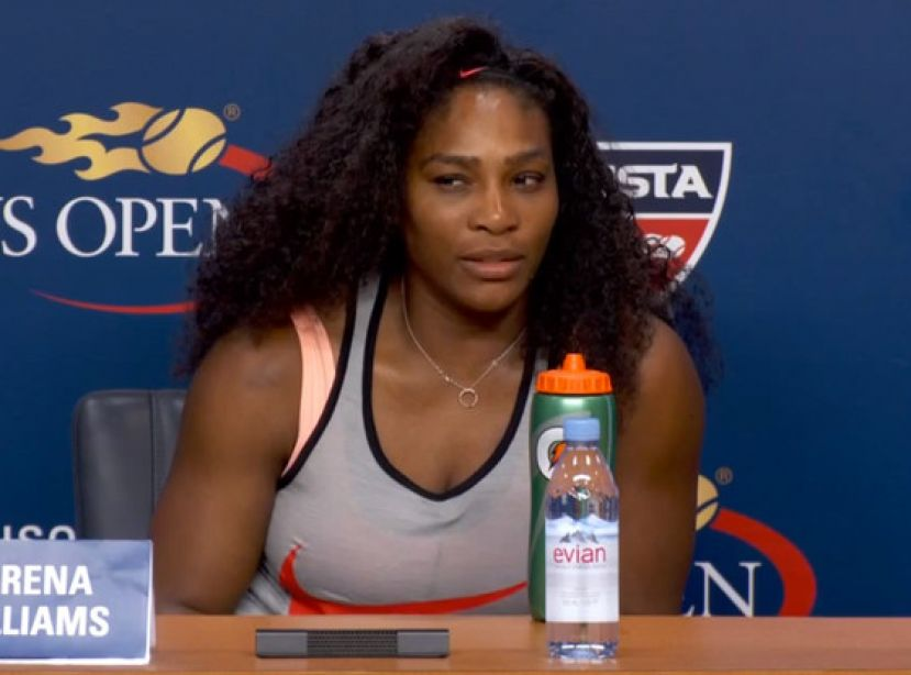 Legendary tennis star, Serena Williams (file photo)